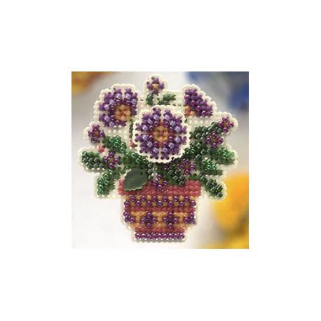 Blomsterkrukke