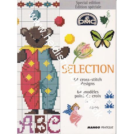 bog med 64 mønster