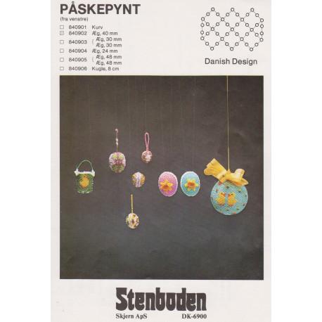 - Brugt - 1984  nr 840906  Stenboden