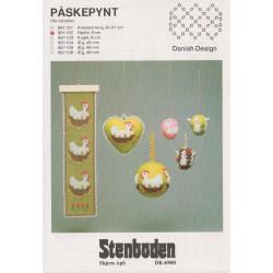 - Brugt - 1986  nr 861105 Stenboden