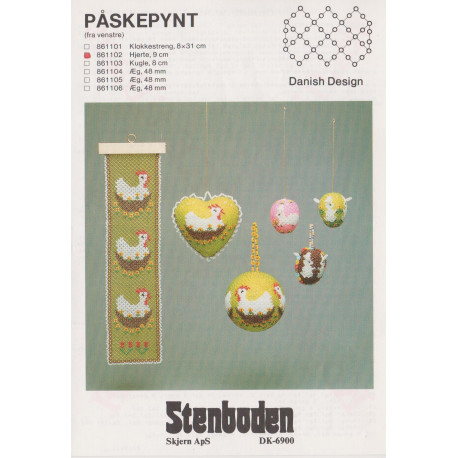 - Brugt - 1986  nr 861106 Stenboden