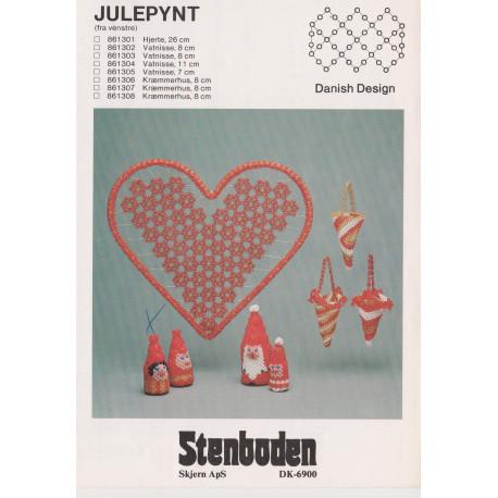 - Brugt - 1986  nr 861303 Stenboden