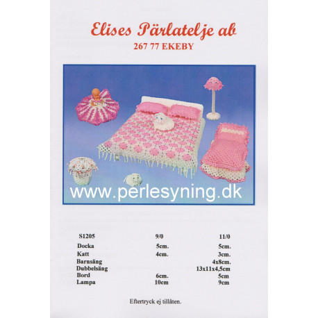 2012 nr 5 Elises perleopskrift