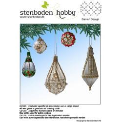- Brugt-  Stenbodens perleopskrift 2012 nr 9