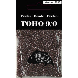 Nr. 26B Toho Broderiperler 9/0 lilla