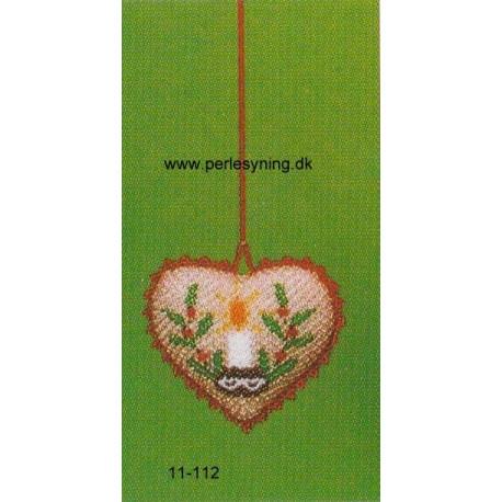 - Brugt -ILA opskrift hjerte 11-112