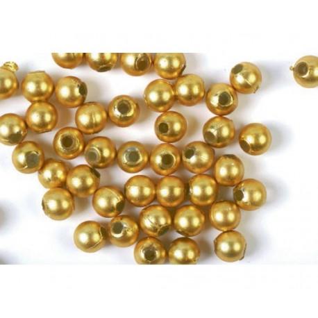 Guld voksperle