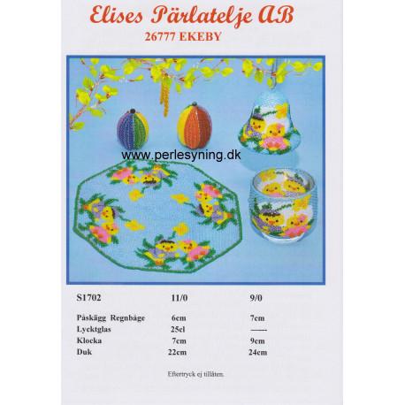 2017 nr. 2 Elises perleopskrift
