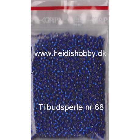 Tilbudperle  Nr. 68 Toho perle 9/0