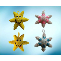 N1805 8 cm stjerner