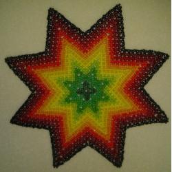 Lille stjernedug ca 16 cm