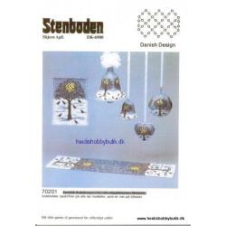 Perleopskrift nr 2 1987 Stenboden-brugt-