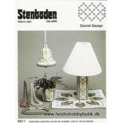 Perleopskrift nr 11 1988 Stenboden - Brugt -