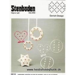 - Brugt - 1988 hæfte nr 16 Stenboden