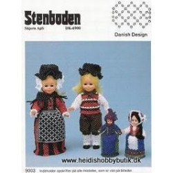- Brugt - 1990 hæfte nr 3 Stenboden