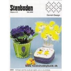 - Brugt - 1990 hæfte nr 6 Stenboden