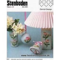 Perleopskrift nr 1  1991 Stenboden - BRUGT -