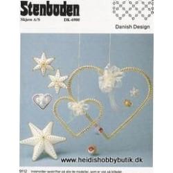Perleopskrift nr 12 1991 Stenboden - BRUGT-
