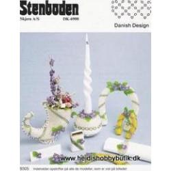 Perleopskrift nr 5 1993 Stenboden - Brugt -