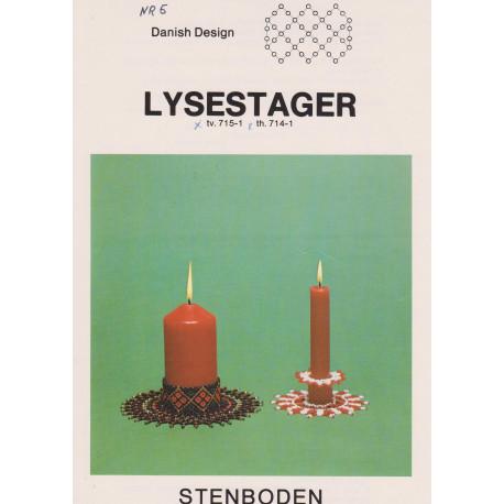 - Brugt - 1983  nr  714-1 Stenboden