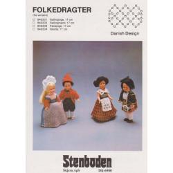 - Brugt - 1984  n840201  Sallingpigen -Stenboden