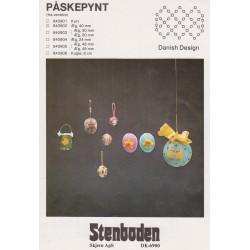 - Brugt - 1984  nr 840906 kugle 8 cm Stenboden
