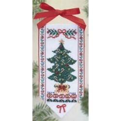 Slik juletræ.