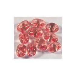 Twinbeads nr 23 neon pink