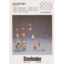 Perleopskrift Kinesisk lampe nr 850408 Stenboden -brugt-