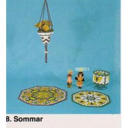 Brugt 1985 Elises nr. 985031 indianerpige ca 9 cm