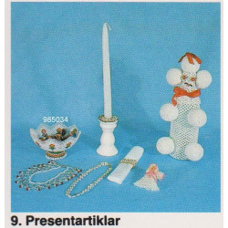 Brugt 1985 Elises nr. 985034 konfektskål