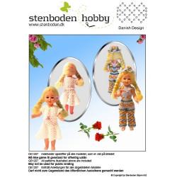2012 nr 7 Stenbodens opskrift dukke