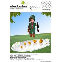 2012 nr 8 Stenbodens opskrift jæger med ænder