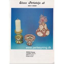 Perlemønster nr 992002 Elises diverse -brugt-