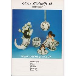 Perlemønster nr 992003  Elises -brugt-