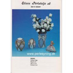 - Brugt - 1993/1994 hæfte nr 3 Elises