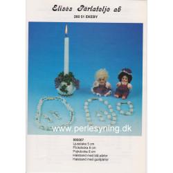 Perleopskrift nr 993007 Elises brugt