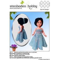 2012 nr 14 Stenbodens opskrift dukke