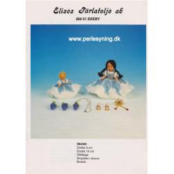 Perlemønster nr 994006 Elises brugt