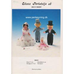 - Brugt - 1995/1996 hæfte nr 1 Elises