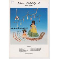 Perlemønster nr 998007 Elises -brugt-