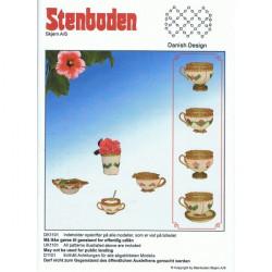 Perleopskrift nr 1 2011 Stenboden -brugt-