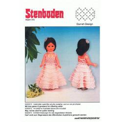 2009 nr 13 Stenbodens opskrift dukke