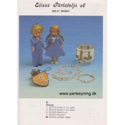 Brugt Elises 991022 fyrfadsglas