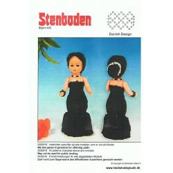 2009 nr 16 Stenbodens opskrift dukke