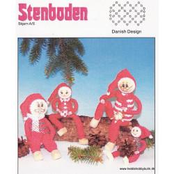 2008 nr 4 Stenbodens opskrift nisser