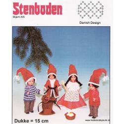 2008 nr 10 Stenbodens opskrift nisser