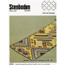 - Brugt - 1988 hæfte nr 8 Stenboden