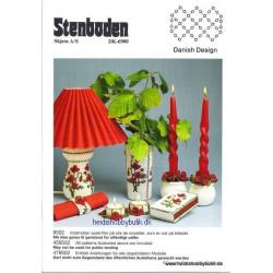 Perleopskrift nr 2 1995 Stenboden - Brugt -