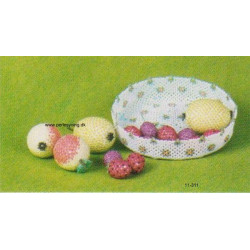 - Brugt -ILA opskrift fire frugter